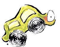 GUMITWIST animated doodles