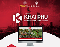 Khai Phú Website