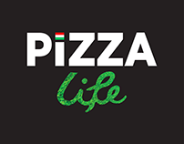 Pizza Life - Restyle design