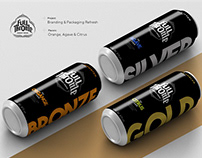 Full Throttle | Branding & Packaging Refresh