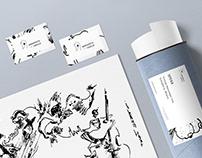 Margherita Cavallo Artist - Brand identity