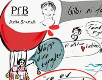 Pfb network Azita Shariati #FridaRit