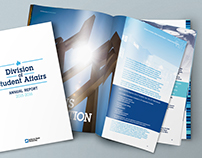 Division of Student Affairs Annual Report