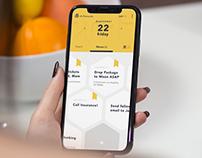 Beesy Calendar App