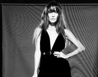 Lisa Haydon fir Indians next top model campaign