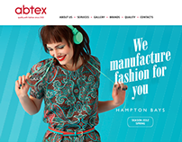 Abtex. Sewing