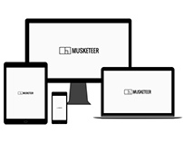 Musketeer (V2) - Responsive WebTool