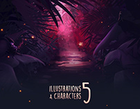 Illustrations & Characters 5