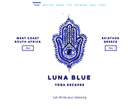 Luna Blue Yoga Escapes