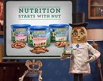 Planters Peanuts- Heart Health