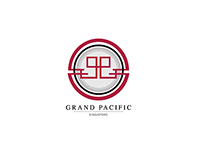 Grand Pacific Hotel Brand Guide Book