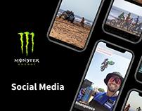 Monster Energy - Acción Digital EDV 2020