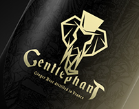Gentlephant Branding / Visual Identity