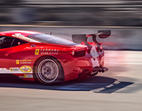Ferrari of Newport Beach Challenge Program