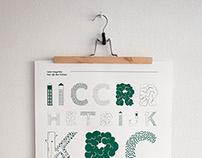 Het Rijk Der Lichten - Typography