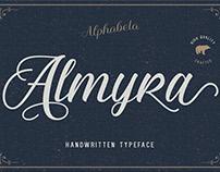 Almyra Script