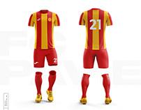 Football Club Pavie - brand identity