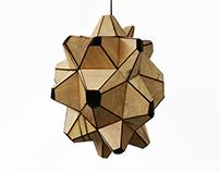 Aragonite - Laser Cut Pendant Lamp