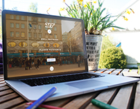 ZET Website Redesign (Public Transport in Zagreb)