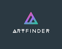 Artfinder - App Concept