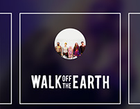 Piece of app, Walk Off The Earth!