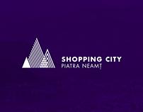 Shopping City Piatra Neamt - Branding