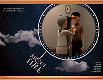 """3D Animated Short Film: """"About Time"""""""