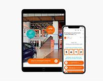 Interactive Store App - iPad & Mobile