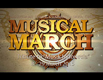 "Musical March 2015 Tribute to ""Musik Indonesia"""