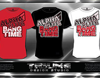Alpha Elite Tshirt Concept