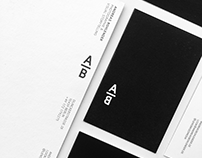 Visual Identity for Andreas Bohlender
