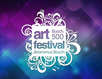 Logo Design Artfestival