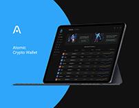 Crypto Wallet for Desktop