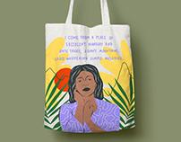 Hachette UK: Refugee Week Tote Bag fundraiser