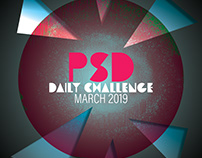 PSDaily Challenge: March
