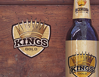 Beer KINGS GOLD
