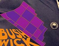 Snapchat Geofilter: Bushwick