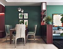 Tresor_Green Apartment!!