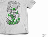 Design of t shirt