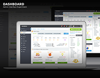 Dashboard - (re)design