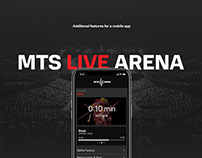 MTS Live Arena