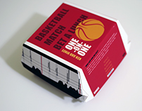 Basketball Match Story Design