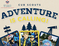 Boy Scouts of America Flyers