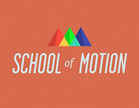 School of Motion Animation Bootcamp Projects