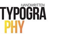 Handwritten Typography