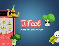 Ifeel - how do you feel today?