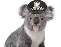 Koala Sheriff
