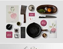 Give Café Branding