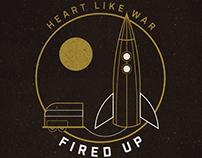 Heart Like War Album Cover