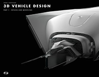 3D Vehicle Design - Part 1